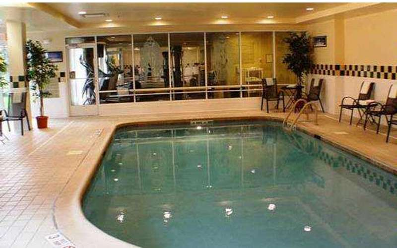 The Hilton Garden Inn Saratoga Springs