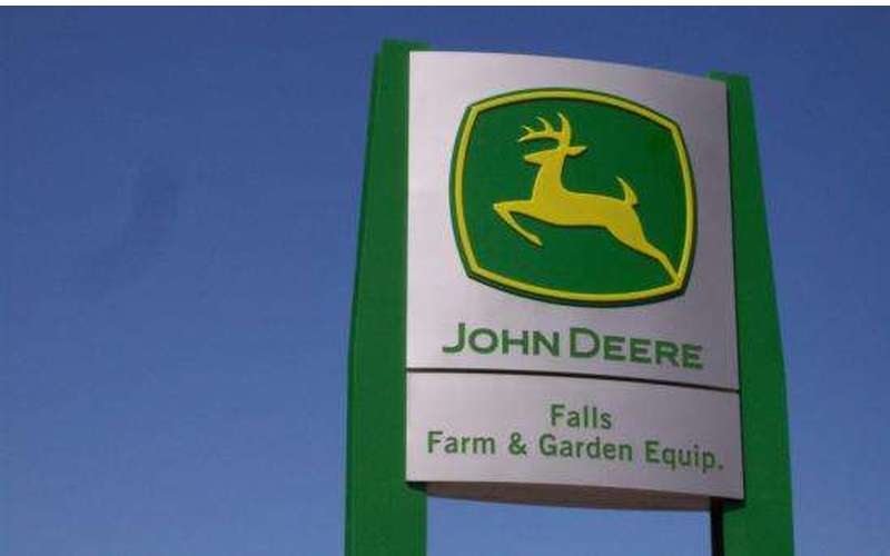 the company carries equipment from many name brands such as john deere - Falls Farm And Garden