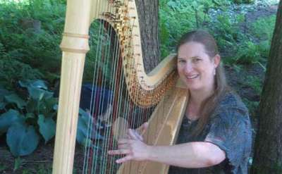 Karlinda Caldicott, Harpist - d/b/a The Living Harp