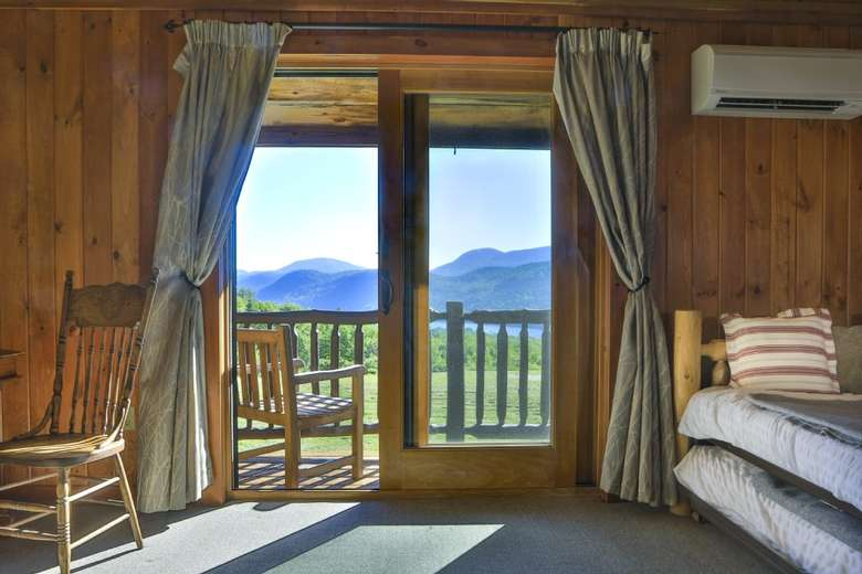 balcony from a guest room