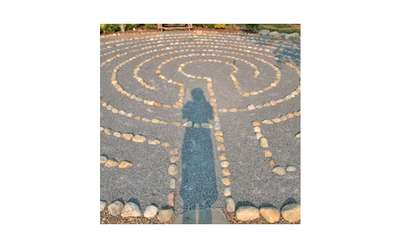 The Garden Spirit Labyrinth Design & Installation
