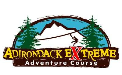 adirondack extreme adventure course logo