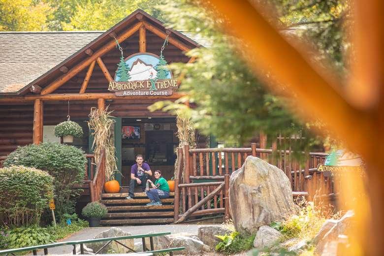Adirondack Extreme's Welcome Center