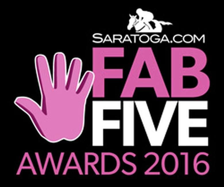 saratoga.com fab five awards 2016 badge