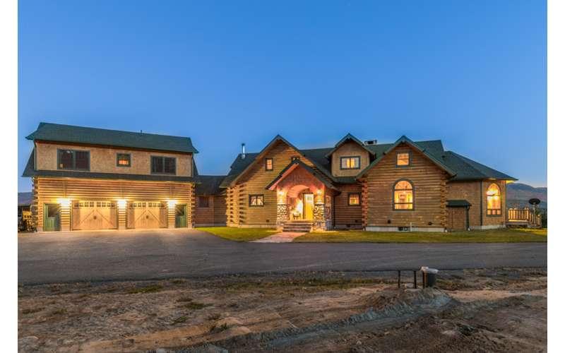 One of a Kind Adirondack Mountain Estate - 26 Torok Trail Jay, NY MLS #161179