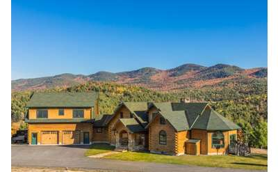 One of a Kind Adirondack Mountain Estate - 26 Torok Trail Jay, NY MLS #161179