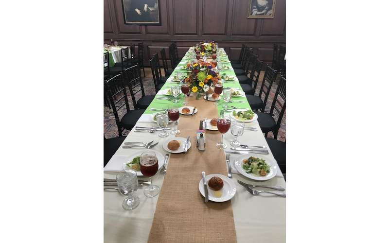 They offer catering for weddings, business luncheons, and other events.