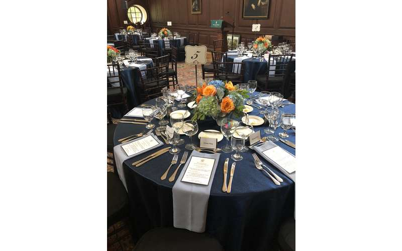 William and Mary Catering is a one-stop catering program.