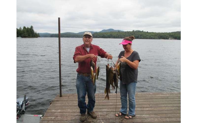 Good fishing day