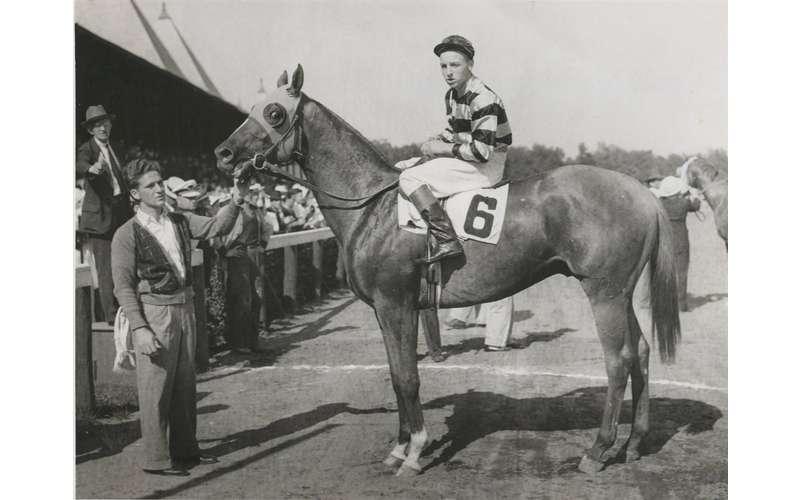 Wayne Wright aboard Eight Thirty