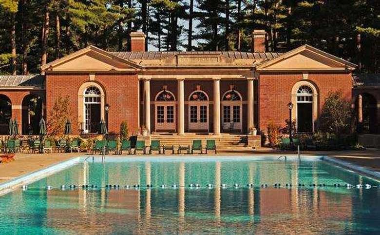 The Victoria Pool