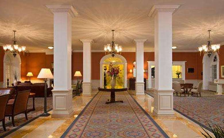 The Gideon Putnam main lobby