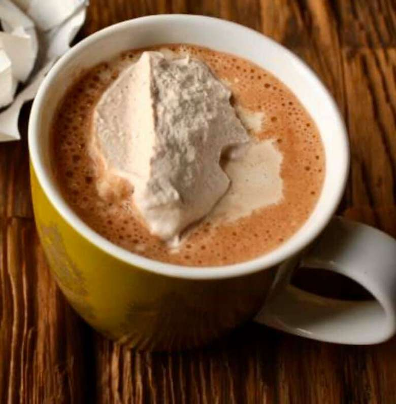 a coffee with whipped cream