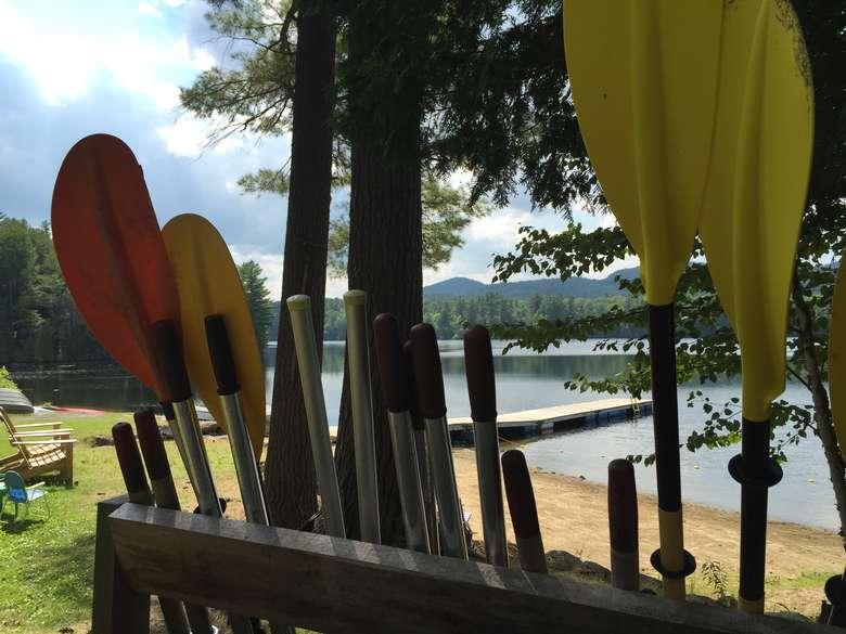 Lakeside - Kayaks, Canoes, Row Boats