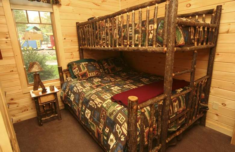 Second Bed With Bunks
