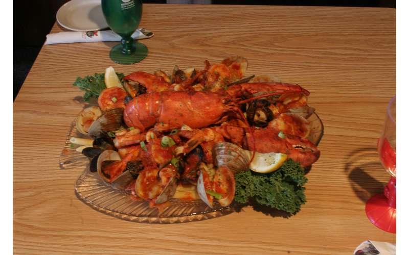 Find The Lobster Pot Restaurant Details & Reviews