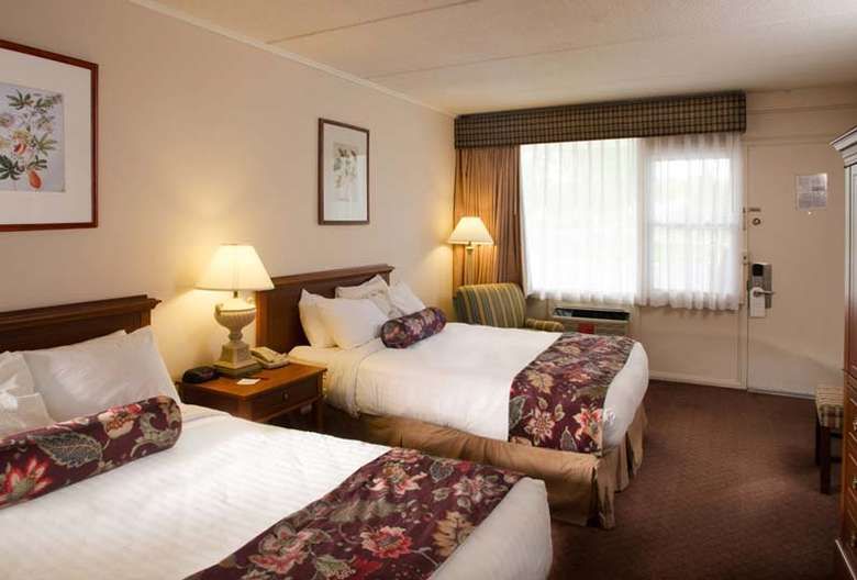 Standard West Room Double Bed