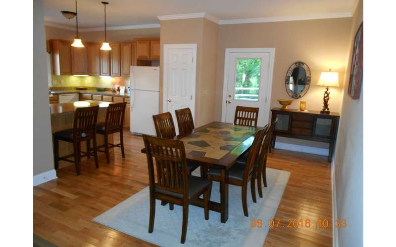 Dining Room / Kitchen area