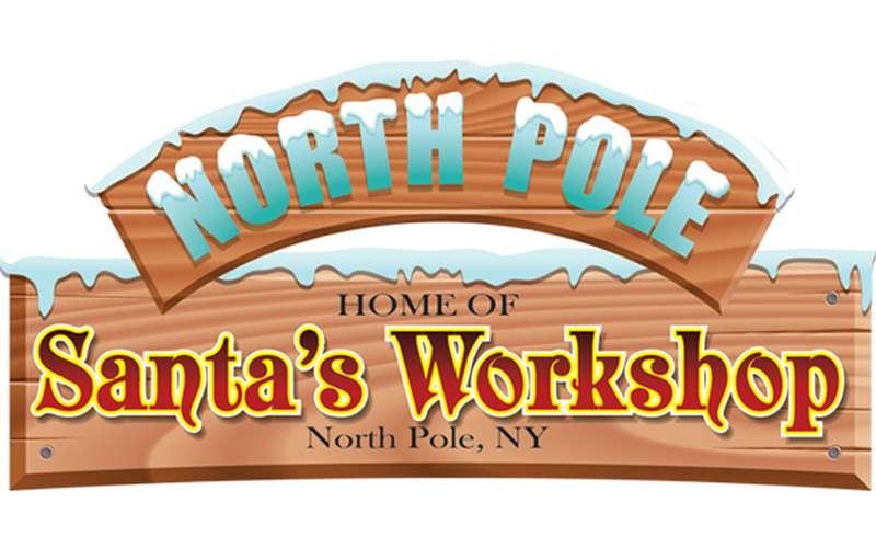Santa's Workshop logo