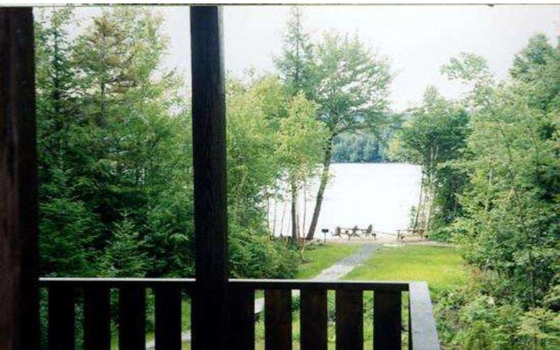 Faxon's Blue Mountain Lake Cottages (2)