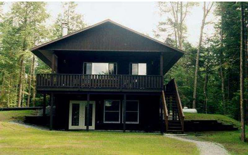 Faxon's Blue Mountain Lake Cottages (1)