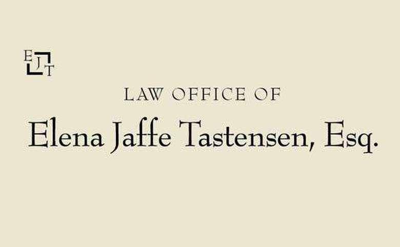 law office of elena jaffe tastensen logo