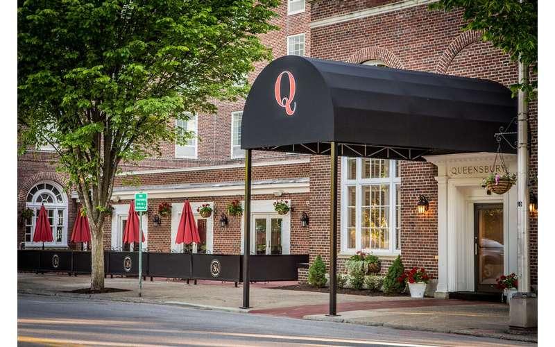 The Queensbury Hotel (1)