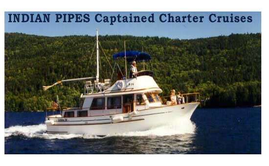 Indian Pipes Captained Charter Cruises (1)
