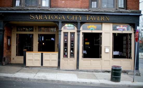 Schedule your next party or event at the Saratoga City Tavern in Downtown Saratoga Springs NY today!