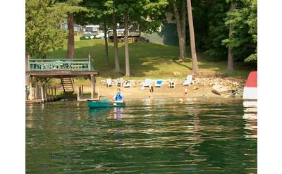 Lake George Cabins And Cottages - In The Village, On The