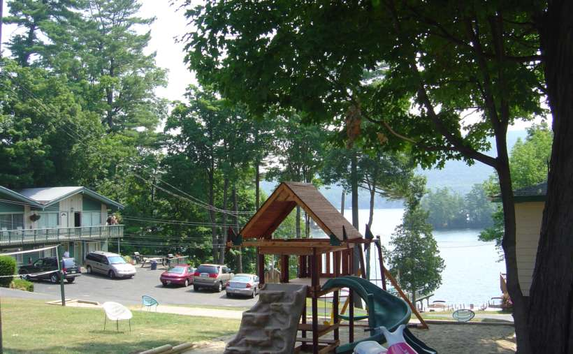 view of water from the property