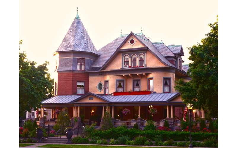 Union Gables Inn Saratoga Springs NY