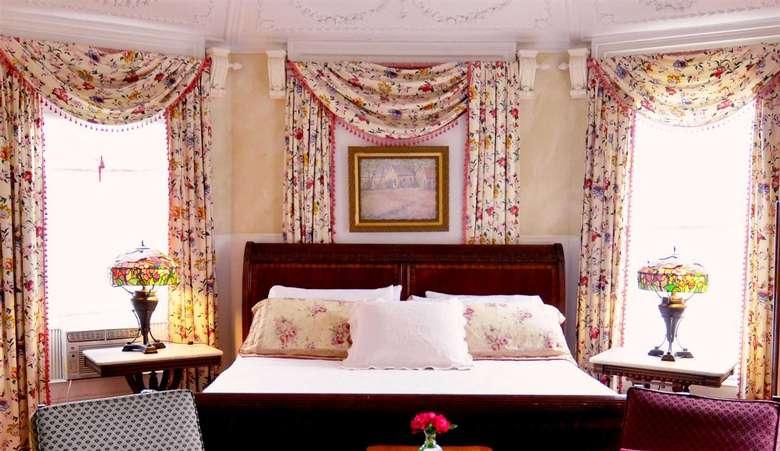 Jane room at Union Gables Hotel Saratoga Springs
