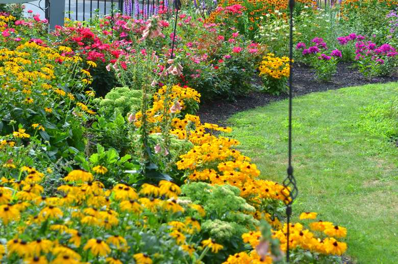 Gardens at Union Gables Saratoga Springs NY