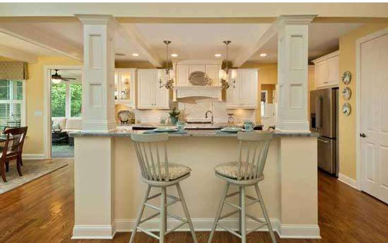 This Kitchen is from our 2012 Parade of Homes beautiful custom home; this was the People's Choice winner