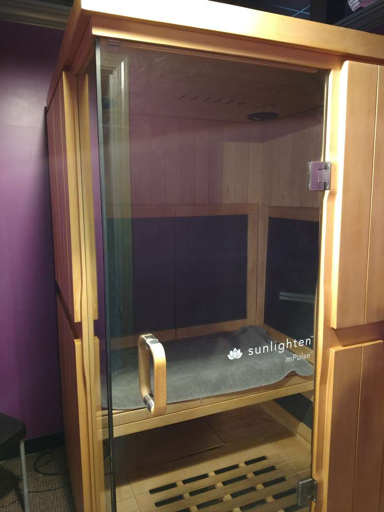 Sunlight infrared sauna