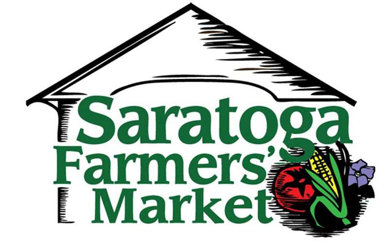 Visit the Saratoga Farmers' Market year round!
