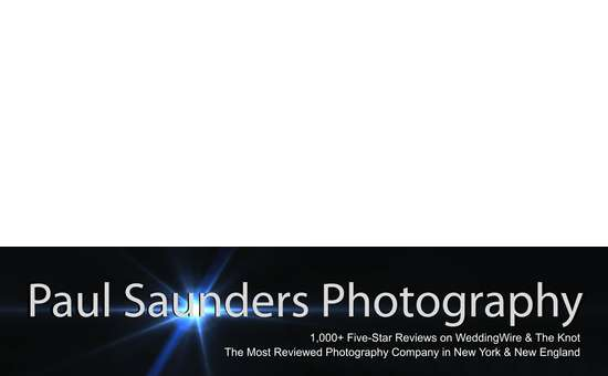 the logo and info for paul saunders photography