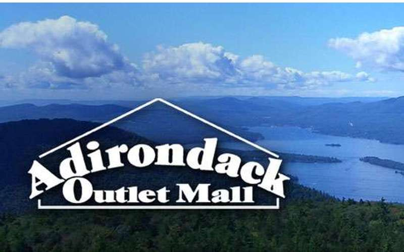 adirondack outlet mall logo