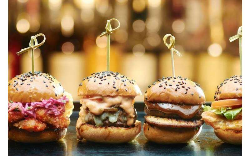 4 sliders at Provence