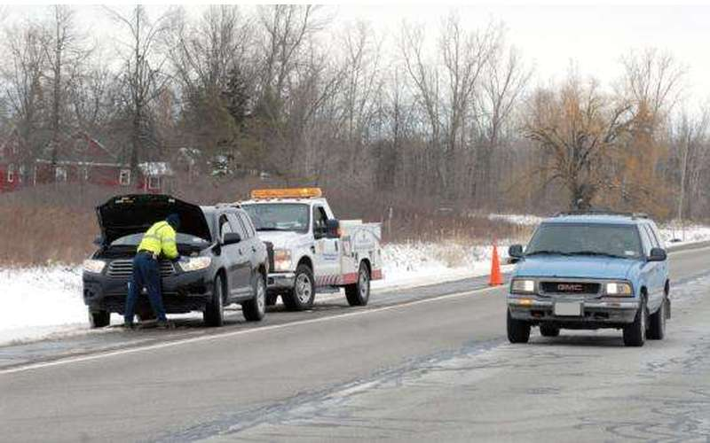 Emergency Road Service - Call 1-877-222-8283 to join or visit www.AAA.com/join