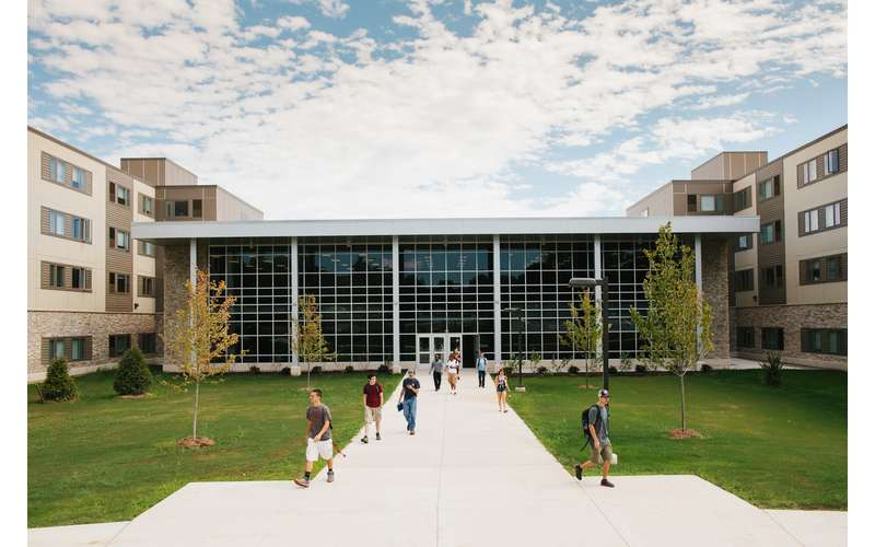 Roughly 400 Students Live On Campus At SUNY Adirondack