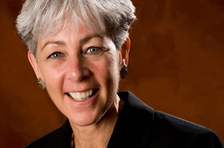 Headshot of Gail Hamel
