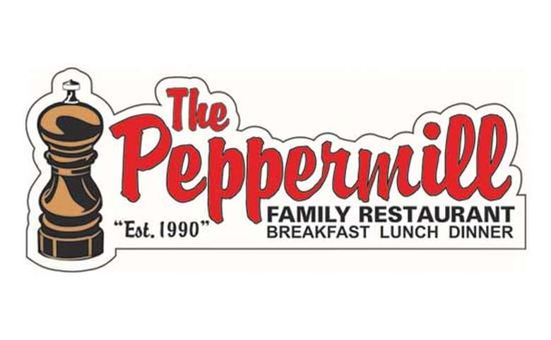 The Peppermill logo