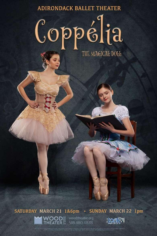 2020 Coppelia Ballet