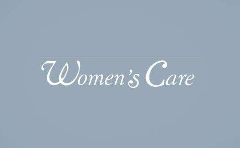 women's care logo
