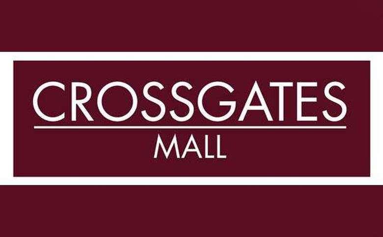 crossgates mall logo