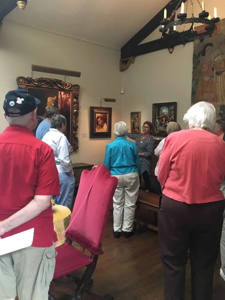 Docent Tours on Fridays and Saturdays