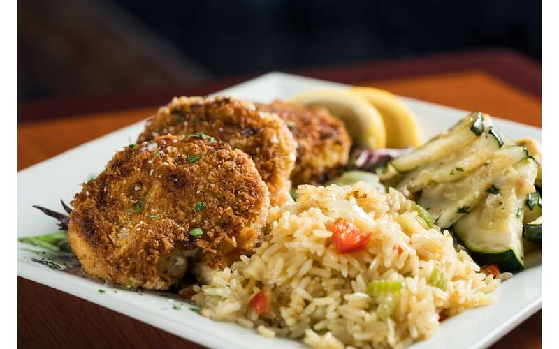 Pan Fried Maryland Crab Cakes