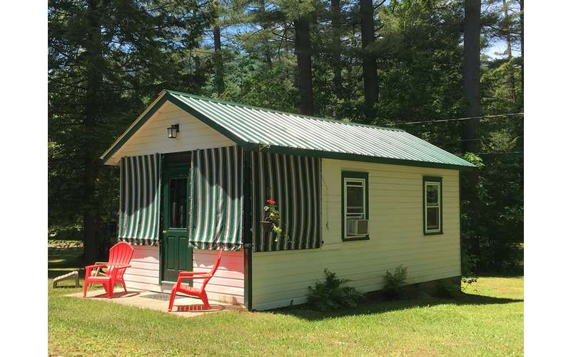 The Cabins in Hope: An Adirondack Bed & Breakfast Experience